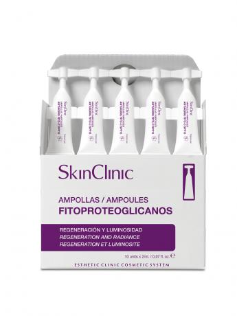Ampollas de Fitoproteoglicanos antiarrugas