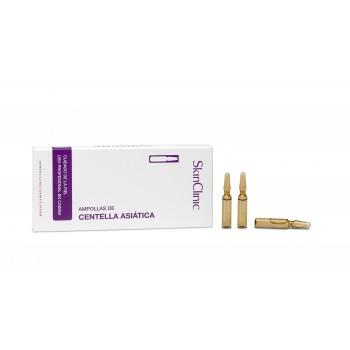 Ampollas Centella Asiática 2ml.