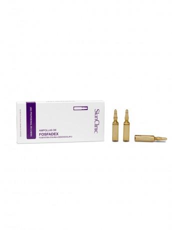 Ampollas para la celulitis con Fosfatidilcolina y desoxicolato.