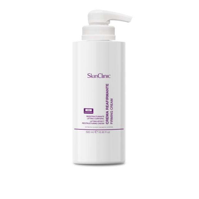Hidratación y reafirmación de la piel con flacidez o pérdida de tono cutáneo.
