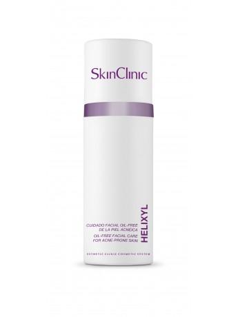 Cuidado facial oil-free de la piel grasa o acnéica.