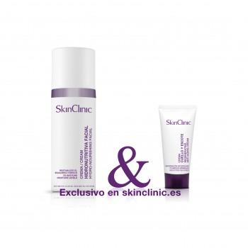 Crema Hidronutritiva Facial+ Crema Cuello y Escote 5 ml