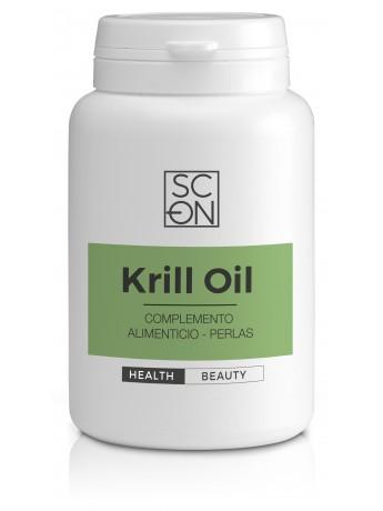 Complemento alimenticio a base de Aceite de Krill.