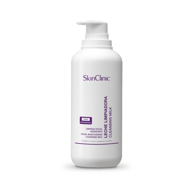 Limpieza facial hidratante, desmaquillante. Para todo tipo de pieles.