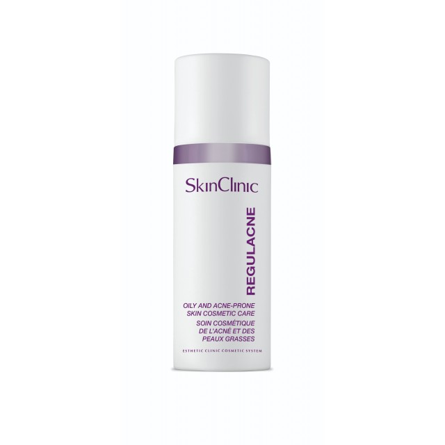 Cuidado cosmético del acné y pieles grasas.